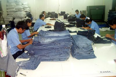 Jeans QC